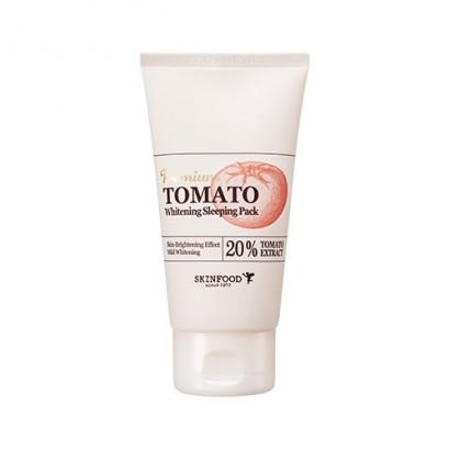 Осветляющая ночная маска с экстрактом томата  Premium Tomato Whitening Sleeping Pack, 100