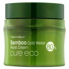 Tony Moly Охлаждающий увлажняющий крем с экстрактом бамбука Pure Eco Bamboo Cold Water Moisture Cream