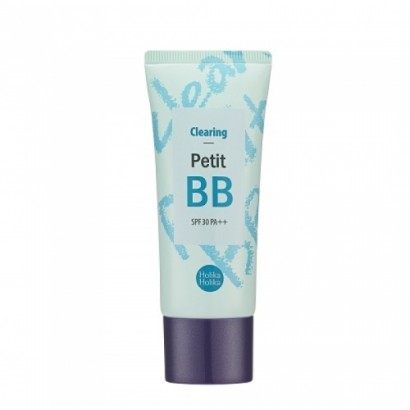 ББ крем для проблемной кожи с экстрактом чайного дерева Clearing Petit BB, 11