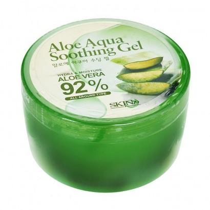Aloe Aqua Soothing Gel / Многфункциональный гель Алое, 300гр