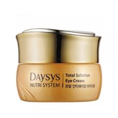 Крем питательный с эфирными маслами для кожи век / Daysys Nutri System Total Solution Eye Cream