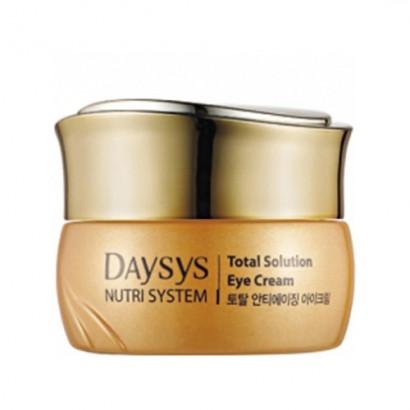 Крем питательный с эфирными маслами для кожи век / Daysys Nutri System Total Solution Eye Cream, 30