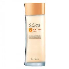 S,Claa Vita Cure Fluid / Эмульсия восстанавливающая с витамином С
