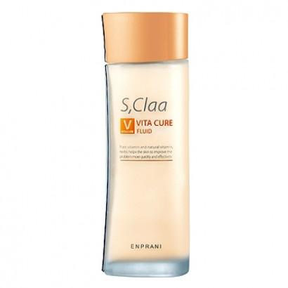 S,Claa Vita Cure Fluid / Эмульсия восстанавливающая с витамином С, 140мл