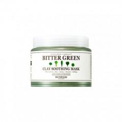 Успокаивающая глиняная маска Bitter Green Clay Soothing Mask