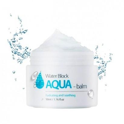 Water Block Aqua Balm / Увлажняющий аква-бальзам для лица, 50мл