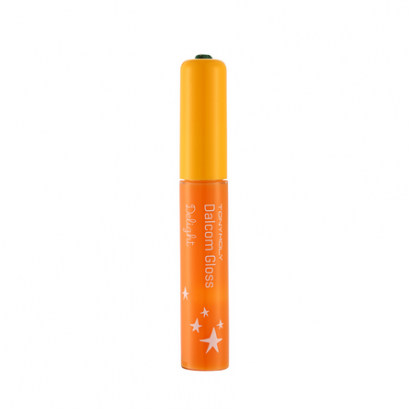 Tony Moly Блеск для губ с натуральными экстрактами (02 - Мандарин) Delight Sweet Gloss (Tangerine), 7