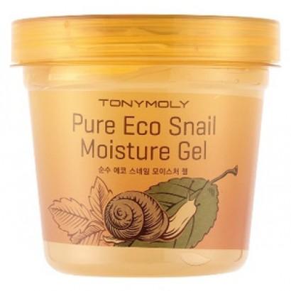 Tony Moly Универсальный гель с улиточным экстрактом Pure Eco Snail Moisture Gel, 300