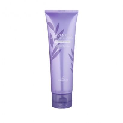Lavender Cleansing Foam / Пенка для умывания с экстрактом лаванды, 120мл