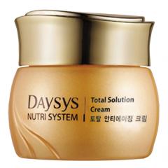 Питательный крем с эфирными маслами /  Daysys Nutri System Total Solution Cream