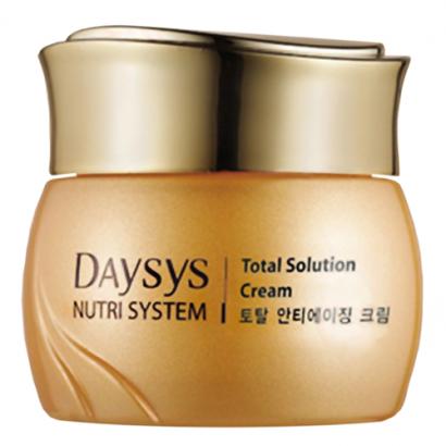 Питательный крем с эфирными маслами /  Daysys Nutri System Total Solution Cream, 60