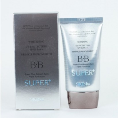 "Super Plus Beblesh Balm Triple Functions SPF25 Pa++ (Silver) / ББ крем ""Перфекшн"", 43,5мл"