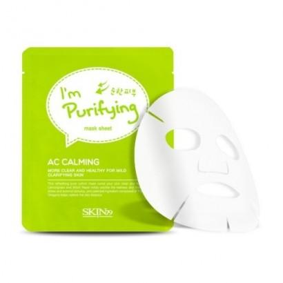 AC Calming Mask Sheet / Тканевая маска очищающая и успокаивающая, 23мл
