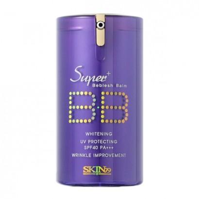 Super Plus Beblesh Balm Purple SPF40 PA+++ / Увлажняющий ББ крем, 40 гр