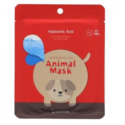 Маска для лица тканеваяСобака Animal Mask Series Dog, 25