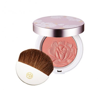 "Delicate Radiance  Piony Blusher 02 Piony Garden / Румяна, оттенок ""сад пионов"", 9,5г"