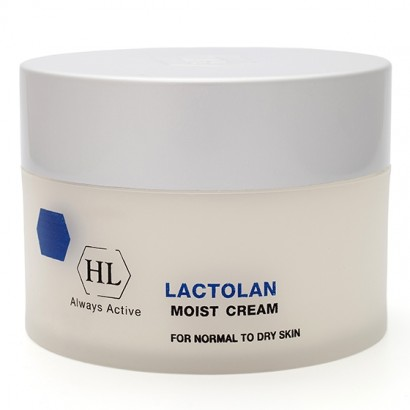 Lactolan Moist Cream For Dry / Увлажняющий крем для сухой кожи, 70мл