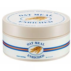 Высоко увлажняющее крем-масло для тела с овсянкой Oat Meal Enriched Body Butter