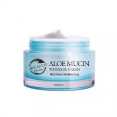 Aloe Mucin Waterful Cream / Крем  с алоэ и улиточным секретом