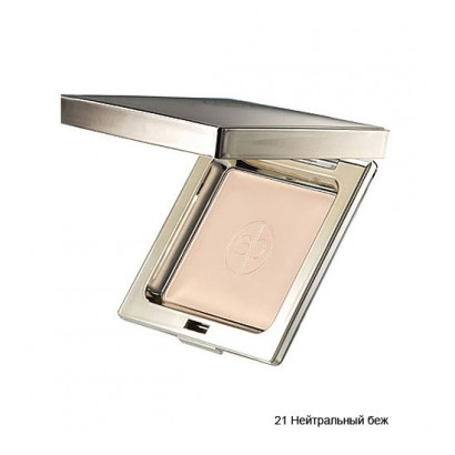 Delicate Radiance Twin Pact SPF30 PA++ 21 / Пудра оттенок светло-бежевый, 11г+11г