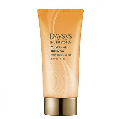 Daysys Nutri System Total Solution BB Cream / Тональный ББ крем с  эфирными маслами, 50мл