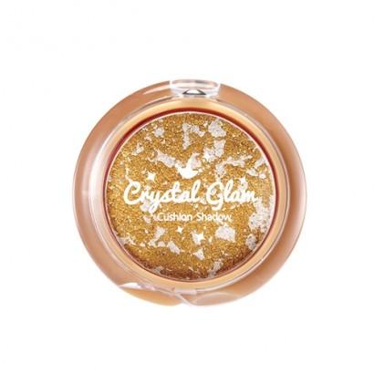Crystal Glam Cushion Shadow (GL01Glam Gold), 2.8гр