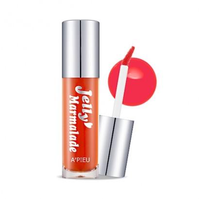 Гелевый тинт для губ Jelly Marmalade Apple, 5
