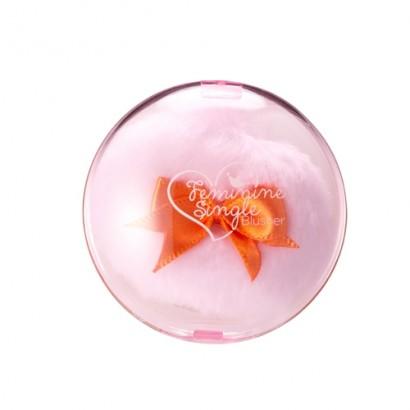 Feminine single Blusher Pale Pink, 5гр