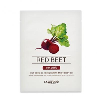 Тканевая маска с экстрактом красной свеклы Beauty In A Food Mask Sheet Red Beet, 18