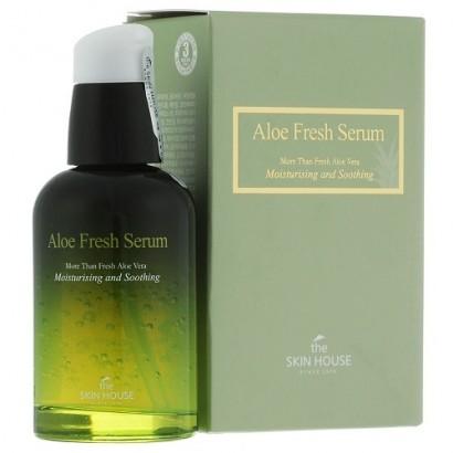 Aloe Fresh Serum / Увлажняющая сыворотка с экстрактом алоэ, 50мл