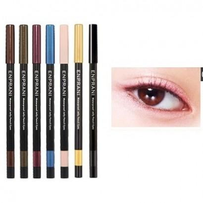 Waterproof Jelly Pencil Eyes 05 / Карандаш-подводка, оттенок 05-розовый, Сияющий водостойкий, 1,7г