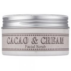 Кремовый скраб с какао Cacao Cream Facial Scrub