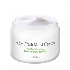 Aloe Fresh Moist Cream / Крем для лица с экстрактом алоэ