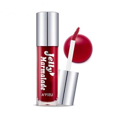 Гелевый тинт для губ Jelly Marmalade Cherry, 5