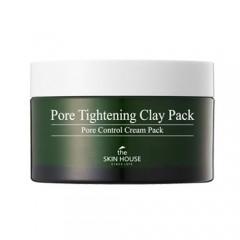 Pore Tightening Clay Pack / Зеленая глиняная маска для сужения пор