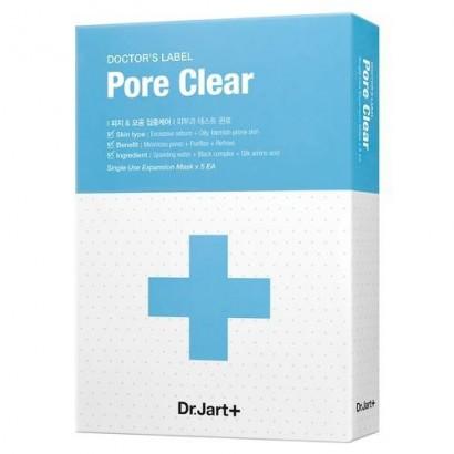 Маска для очищения пор DOCTOR'S LABEL Pore Clear, 5х25г