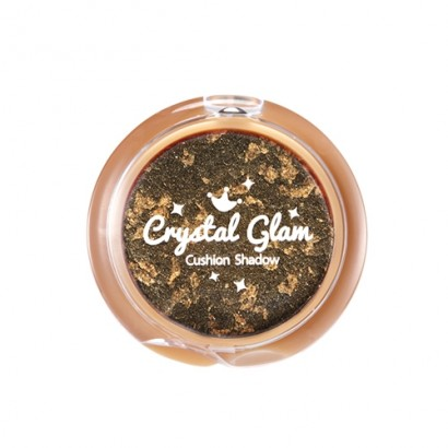 Crystal Glam Cushion Shadow (KK01 Glam Kakhi), 2.8гр