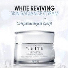 White Reviving Skin Radiance Cream / Осветляющий крем