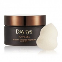 Daysys Royal Bee Perfect Cover Foundation SPF 30 Pa++ #23 / Тональная основа с экстрактом меда и прополиса